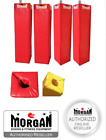 GOAL POST PADS SET 4 NEW FOAM PROTECTOR UNION NRL 1.5M MOD RUGBY LEAGUE JUNIOR