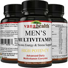 MultiVitamin For Men High-Potency supports maximum health, physical energy $10.97 USD on eBay