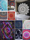 Indian Wall Decor Hippie Tapestries Bohemian Mandala Tapestry Wall Hanging Decor
