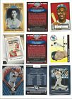 2011 TOPPS INSERTS SERIES 1, 2 & UPDATE ( STARS, RC's, HOF ) ALL LISTED - U PICK