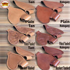 HILASON REPLACEMENT SHORT FENDERS TREELESS WESTERN SADDLE YOUTH