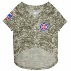 Pets First Chicago Cubs Camo Jersey