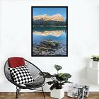 3d Islands Lake 65 Fake Framed Poster Home Decor Print Painting Unique Art
