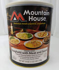 Mountain House Spaghetti Meat Sauce #10 Can Freeze Dried Food Survival Camping