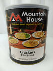 Mountain House Pilot Crackers #10 Can Freeze Dried Food Survival Camping