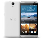 Unlocked HTC E9 Dual Stand-by Android 20MP Wi-Fi Smartphone Gray/ Brown/White