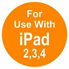 Use With iPad Stickers (Multiple Versions)
