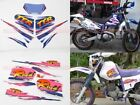 Motorcycle Fairing Sticker Decal for Yamaha TTR TT 250R 93-99 Raid 94-96 #m8