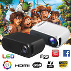 YG320 Portable Multimedia Mini 1080P FHD LED Projector Home Theater HDMI/USB/AV