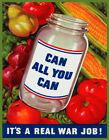 6715.Can all you Can patriotic POSTER.Home room Decoration.Graphic art design