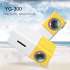 YG300 Mini Multimedia Projector LED HD 1080P Home Movie Theater AV USB SD HDMI