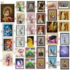 DIY 5D Cross Stitch Artist Painting Decorative Supply for Wa