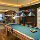 "59"" Billiard Light Fixture Pool Table Light Black Metal Billiard Chandelier NEW! $188.99 USD on eBay"