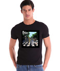 Star Wars Droids Imperial Road Black T-shirt (Beatles Style) image
