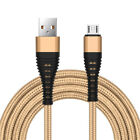 UK 1~3M Braided USB Cable For iPhone 6 7 8 2A Lightning USB Cable Fast Charger