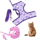 New Pet Harness Leash Dog Cat Walking Lead Rope Collar Puppy Safety Vest Outdoor