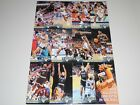 RARE 1993 1994 FLEER NBA Jam Session UNCUT Team Card Sheet YOU CHOOSE CHOICE on eBay