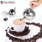 1L/1.5L Stainless Steel Teapot Container Coffee Pot Kettle With Filter US photo