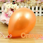 20~10000Pcs Colorful Pearl Latex Balloon Celebration Party Wedding 10 inch