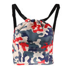 Waterproof Swimming Gym Sport Fitness Dry Wet Separation Drawstring Backpack Bag