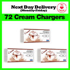 Whipped Cream Chargers Liss Canisters & Mosa Whippers option - Free Delivery <br/> BEST PRICES ON EBAY ✔ FREE DELIVERY INC SAT DELIVERY ✔