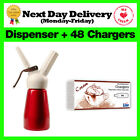8g NOS N2O NOZ Nitrous Oxide Canisters Whipped Cream Chargers &amp; Mosa Whippers <br/> FREE DELIVERY INCLUDING SATURDAY DELIVERY ✔