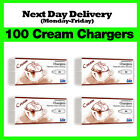 Whipped Cream Chargers Liss Canisters - Whip, Foam & Infuse - Free Delivery <br/> Best Prices ✔ Best Service ✔ Free DPD Delivery ✔