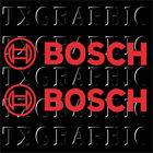 Bosch Decal  Sticker Tools Drill Saw Router Impact Driver Table Saw, 1 Pairs
