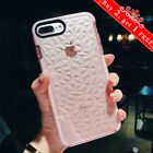 For iPhone 7 Plus 8 Plus XR XS Max Case Clear Diamond Cute Shockproof Soft Cover