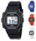 Casio Unisex Classic Digital Large Case 7-Year Battery Resin Watch image