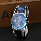 Casual Style Cheap Round Dial Women's Dress Quartz Wrist Watch Stainless Steel image