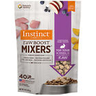 Instinct Freeze Dried Raw Boost Mixers Grain Free Rabbit All