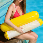 Water Hammock PVC Chair Lounge Foldable Inflatable Floating Bed Swimming Beach S