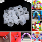 Balloon Arch Stand Connectors Clip Plastic Ring Buckle Wedding Birthday Decor US