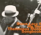 We See: Thelonious Monk Songbook [Bonus Track] by Steve Lacy Sextet (CD, Jan-200