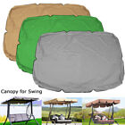 "Replacement Canopy For Swing Seat 2 & 3 Seater Hammock Cover Patio 75""*52""*5.9"""