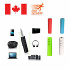 Handsfree Wireless Car Bluetooth Receiver AUX Music 3.5mm Stereo Audio Adapter**