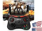 MOCUTE 056 Bluetooth Controller Joystick Control Gamepad Fr Samsung iPhone LOT L