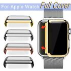 For Apple Watch PC Hard Case iWatch Cover Screen Protector Bumper 38/42mm New US image