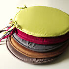 Внешний вид - Hot Circular Round Bistro Kitchen Seat Cushion Furniture Tie-on Bistro Chair Pad