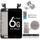 OEM For iPhone 6 4.7'' Touch Complete replacement Screen LCD+Camera+Home Button