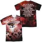 Authentic Star Trek TNG Continuing Mission NCC1701 Sublimation Front BackT-shirt on eBay