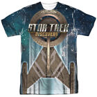 Authentic Star Trek USS Discovery NCC-1031 TV Show Sublimation Front T-shirt top on eBay