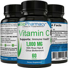 Vitamin C - Supports: Immune Health 1 000 mg With Rose Hips Natural Skin Wonder