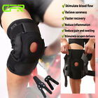 Hinged Patella Knee Brace Open Support Stabilizer Medical Sports Sping Wraps AM $14.2 USD on eBay