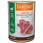 Instinct Grain-Free Limited Ingredient Diet Lamb Canned Dog Food by Nature's