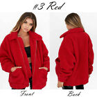 US Plus Size Womens Winter Faux Fur Shaggy Cardigan Jacket Coat Warm Overcoat <br/> ❤US STOCK❤HIGH QUALITY❤FAST SHIPPING❤EASY RETURN❤