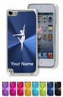 iPod Touch Case 5/6 - Dancing Girl - Free Engraving