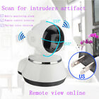 WIFI 1080P CCTV DVR 720P 10M IR Red Night Vision Security Camera System Webcam