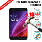 10Pcs Premium 9H+Tempered Glass Screen Protector Cover For ASUS ZenPad Tablets